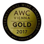 AWC Vienna 2017 aranyérem