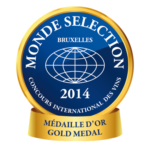 2014 – Monde Selection Aranyérem